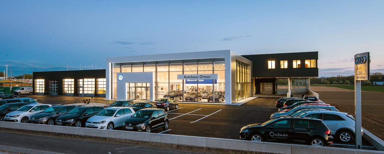 Autohaus Ortner Langenstein, Ihr Spezialist für VW, VW LNF, Audi und Gebrauchtwagen im Bezirk Perg. Fachwerkstätte mit optimalem Service.
