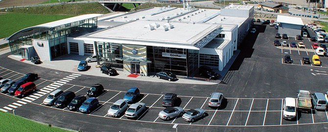 Autohaus Ortner GmbH Perg