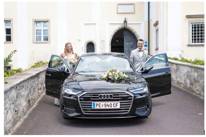 Hochzeitsauto