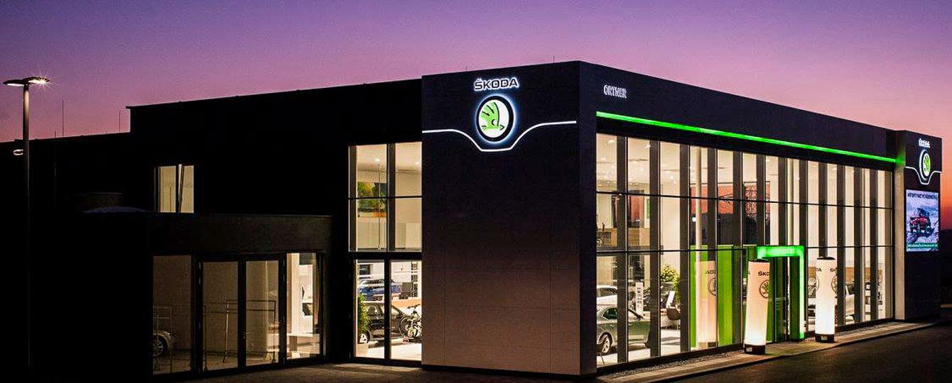 Autohaus Ortner Wartberg, Ihr Fachbetrieb für Skoda und Gebrauchtwagen. Fachwerkstätte mit bestem Service.