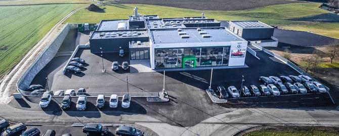 Autohaus Ortner GmbH Wartberg